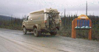 4 Wheel Drive Van Page