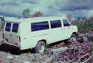 Converting a Ford van to 4wd FAQ