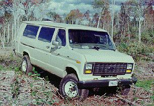 How To Make A 4x4 Ford Van Construction Details Page